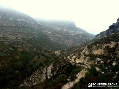 Montgó - Catedral Senderismo- Cova Tallada; ocio madrid gratis pico moncayo actividades singles
